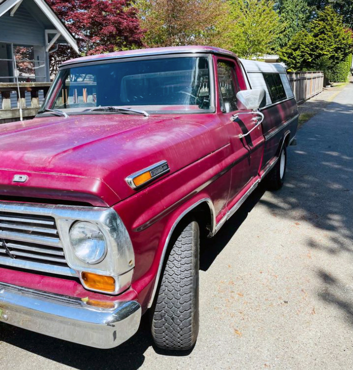 1969 Ford F100 photo